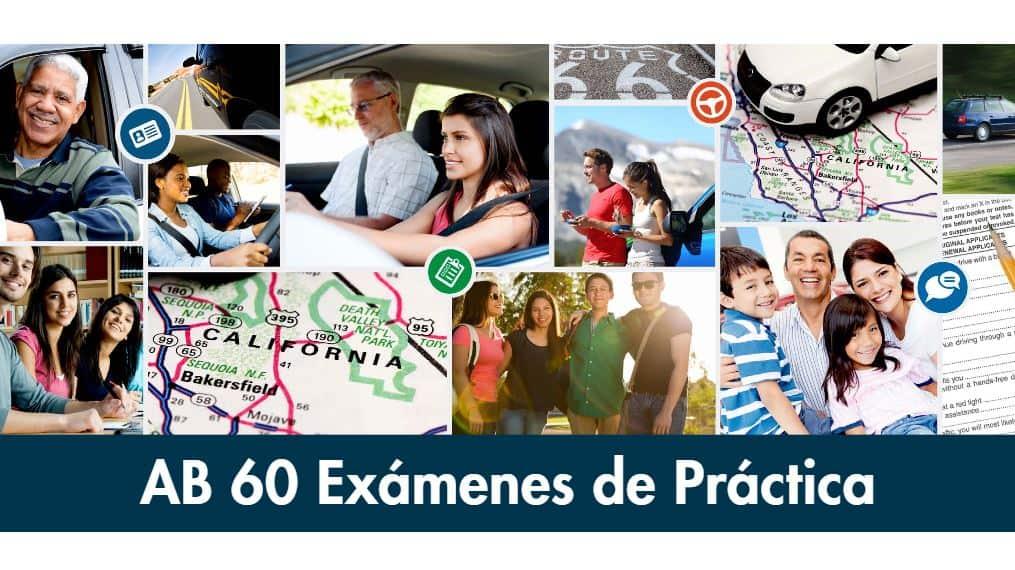 Examen licencia de conducir en California, Licencias AB60